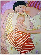 SDGW Cecile Veilhan 《Mutter Und Ihr Schlafendes
