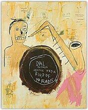 SDGW Jean Michel Basquiat 《Paradiesvogel》