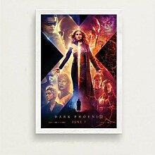 SDGW X-Men Dark Phoenix Filmplakate Und Drucke