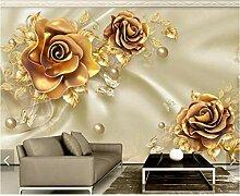 Sdhafhj Blumen Fototapete Für Wohnzimmer