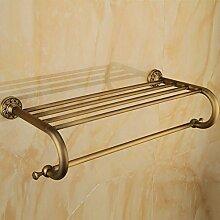 SDKIR-Antike Handtuchhalter Badezimmer Handtuchhalter Badezimmer Zubehör