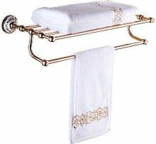SDKIR-Handtuchhalter Handtuchhalter Badezimmer Hardware Zubehör chrom Handtuchhalter