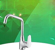 SDKIR-Kupfer Chrom Waschbecken Armatur Küchenarmatur