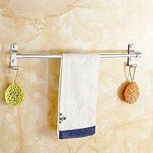 SDKIR-Platz Aluminium Badezimmer Handtuchhalter Badezimmer Handtuchhalter
