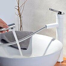 SDKKY 360° drehbaren ziehen Waschbecken