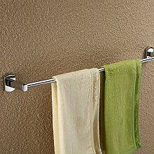 SDKKY Badezimmer Badezimmer Handtuch Qualität, Sicherheit und Umweltschutz Sanitär Produkte einpolige Single Layer