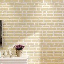 SDKKY Einfache Vliestapeten 3D Muster moderne männliche und weibliche Clothing Store fotografische Hintergrund Tapete, 1, 53 * 1000 cm Dekorative Wandpapier