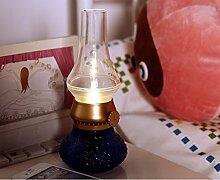 SDKKY erhebung einer petroleumlampe, led -
