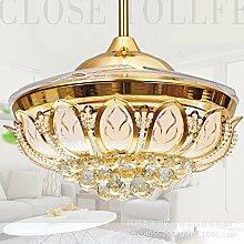 SDKKY led - fan lampe, unsichtbar,