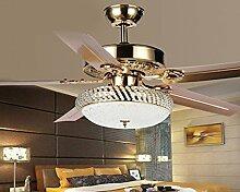 SDKKY moderne einfach fan lampe, fan - lampe,