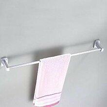 SDKKY Platz Aluminium Handtuchhalter, Badezimmer Accessoires, Handtuchhalter
