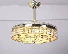 SDKKY unsichtbar, deckenventilator, led - lampe -