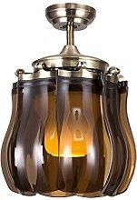 SDKKY unsichtbare fan lampe, restaurant,