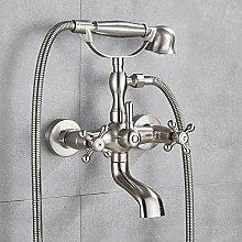 SDMQW Duschsystem Badewanne Wasserhahn