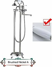 SDMQW Duschsystem Freistehende Badewanne