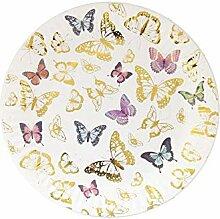 SDRTYHJ 10 Teile/los Schmetterling Gerichte