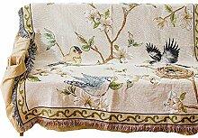 SDXGCFV Böhmische Plaids Blanket Sofa Dekorative