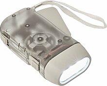 SE fl5052ll 3LED Dynamo Powered Taschenlampe