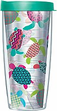 Sea Turtles klar Traveler Tumbler Becher mit