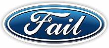 Sea view Stickers Ford Fail Auto Van Aufkleber