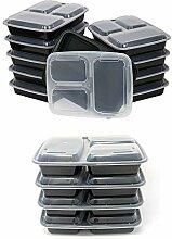 Seacoast Bento Lunchbox mit 3 Fächern und
