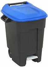 Sealey BM100PB Mülltonne, mehrfarbig