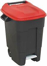 Sealey BM100PR Mülltonne, mehrfarbig