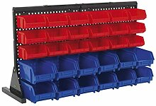 SEALEY tps1218Bin Storage System Bench Montage