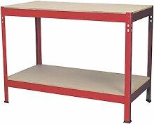 SEALEY Werkbank Holz und Stahl), AP1210