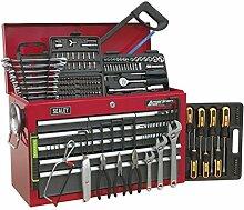 SEALEY Werkzeugkiste ap22509bbcomb 9Schubladen