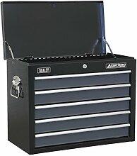 SEALEY Werkzeugkiste ap3505tb 5Schubladen mit