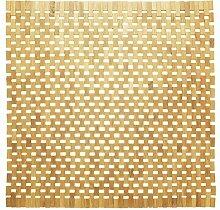 Sealskin 293326674 Badteppich Woodblock 60 x 60 cm