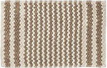 Sealskin 294445465 Badteppich Motif, Farbe: Sand,