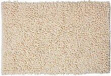 Sealskin 294643616 Badteppich Twist Badteppich, Stoff, Beige, 90 x 60 x 3 cm