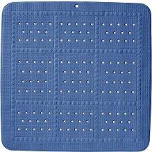 Sealskin Badematte, rutschfest, Royal Blau, 55x 55x 3cm