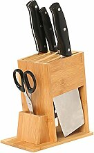 Seasaleshop Messerblock Holz Messerblock Set
