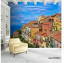 Seaside 3D Photo Wall Paper Wasserdichter