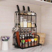 Seasoning Storage Rack, Küchen-Gewürzregal
