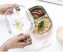 Seasons Shop Lunchbox Bento Fächern Edelstahl