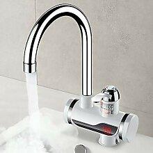 Sebasty Elektrischer Wasserhahn für Küche,