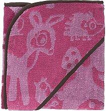 Sebra Baby Kapuzenhandtuch, Neugeborenes Handtuch,