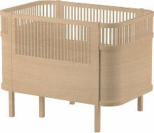Sebra Babybett & Kinderbett mitwachsend &