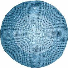 Sebra Häkel-Teppich aus Baumwolle ´´Gradient