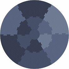 Sebra Puzzel Spielmatte Forest Lake Blue (Ø) 122