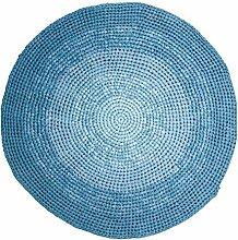 Sebra Spielteppich aus 100% Baumwolle Gradient