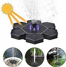 Seciie Solar Springbrunnen, Solar Pumpe Brunnen
