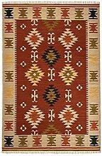 Second Nature Online Kilim-Teppich, indisches