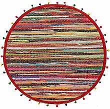 Second Nature ONLINE Multi farbige recyceltem rund