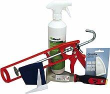 SECOTEC Fugenset Heimwerker-Set mit