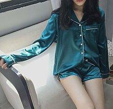 SED Bequemer Pyjama-Anzug für Damen,B,L
